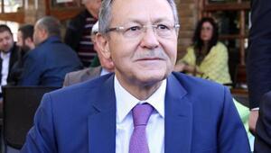 Balıkesir Büyükşehir Belediye Başkanı Uğurdan veda gibi konuşma