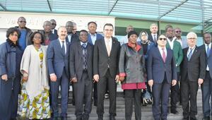 Afrika ülkelerinin büyükelçileri Uşakta buluştu
