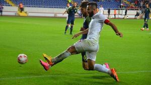 Mersin İdmanyurdu - Bodrum Belediyesi Bodrumspor: 0-1