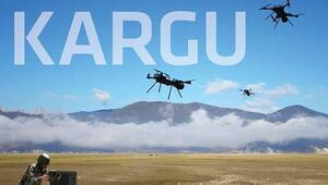 Kamikaze drone envantere giriyor