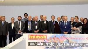 Bursa'da kent içi ulaşım sempozyumu