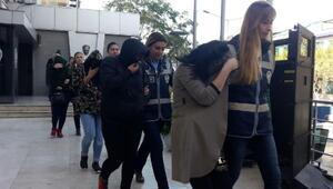Bursada lüks villada swinger partisi düzenleyen çifte gözaltı