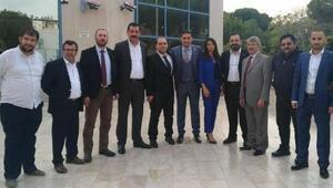MHP Efelerde Şengezen, bu defa seçimle başkan