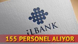 İller Bankası 155 personel alımı yapıyor