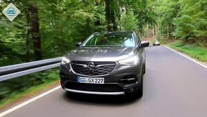 Opel GrandlandX test sürüşü