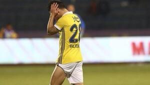 Fenerbahçede sakatlar can sıkıyor