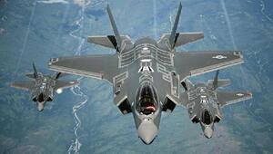ABD Hava Kuvvetleri F-35A savaş jetlerini Pasifiğe konuşlandırıyor (2)