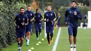 Fenerbahçede Antalyaspor maçı hazırlıkları sürüyor