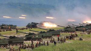 ABDden kritik açıklama Kuzey Kore ile savaş ihtimali artıyor