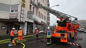Almanyada yangın: 4 ölü, 23 yaralı