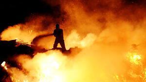 Yangını aynı binada oturan kadın mı çıkardı