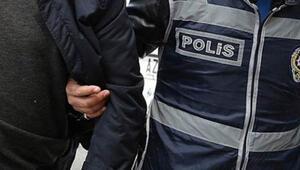 İzmirde FETÖ operasyonu: Fildişi Sahili uyruklu çıktı
