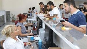 ERÜde, öğrenci kimlik kartlarının dağıtımına başlandı