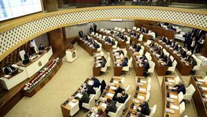 Büyükşehir Meclisi Çalkaya için olağanüstü toplandı