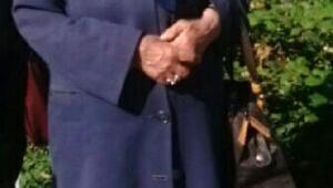 TIRın çarptığı yaşlı kadın öldü