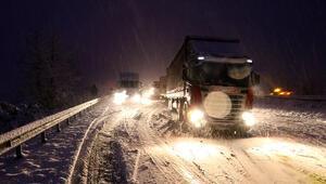 İstanbulun yanı başı... İlk kar tatili haberi geldi