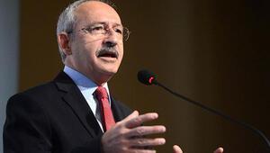 CHPli Tezcandan Kılıçdaroğlunun dokunulmazlığı ilgili açıklama