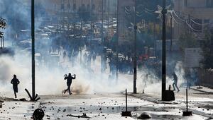 İsrail karıştı... Çatışmalarda çok sayıda yaralı var