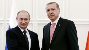 Putin yarın Ankaraya geliyor... İşte masadaki konular