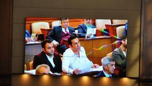 Fotoğraflar // İBB Meclisinde Rıza Sarrafın yalısının Ne zaman yıkılacağı  soruldu