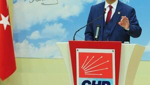 CHPli Tezcan: Toplantıda Kudüsün Filistinin başkenti olduğu kararının alınmasını bekliyoruz (2)