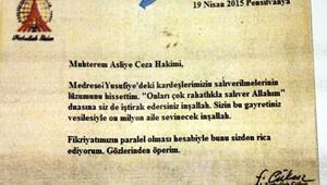 İstanbul Cumhuriyet Başsavcısı İrfan Fidan, FETÖ elebaşısı Gülenin en somut talimat belgesini açıkladı...