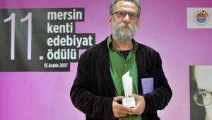 Mersin Kenti Edebiyat Ödülü, şair ve yazar Haydar Ergülenin