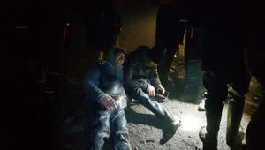 Siste kaybolan balıkçılar kurtarıldı
