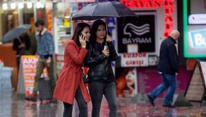 Hava durumu yağış sinyali veriyor...  Yılbaşında hava nasıl olacak