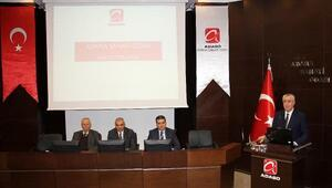 Adana Sanayi Odası Meclisi 2017 yılı çalışmalarını tamamladı