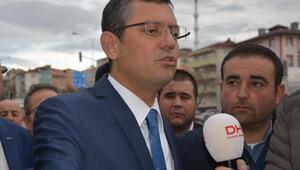 CHP Grup Başkanvekili Özel: OHALin tadına vardılar