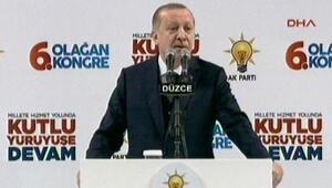Erdoğan: Türkiye yanarken sesleri solukları çıkmayan kişiler bir anda sahaya inmeye başladı