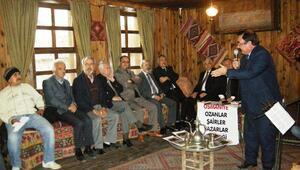 Şor odası etkinlikleri türkü ve şiirle tamamlandı