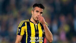 Fenerbahçede flaş gelişme Robin van Persie...