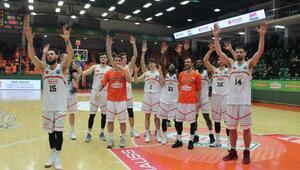 Banvit - AEK Atina: 78-71
