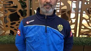 (ÖZEL) Ankaragücü Teknik Direktörü Kartal: Başakşehirin başarısı tesadüf değil