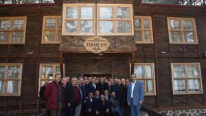 Başkan Yılmaz: Terme'de sorunlar çözüme kavuşuyor