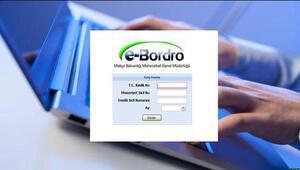 E-bordro maaş sorgulama ekranı E-Devlet E-bordro görüntüleme