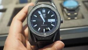 Milyon dolarlık akıllı saat
