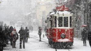 İstanbullular dikkat Yarın kar görebiliriz ama...