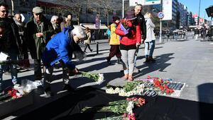 Hrant Dink ölümünün 11inci yılında anıldı