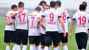 Ümraniyespor evinde G.Antepi 7 golle geçti