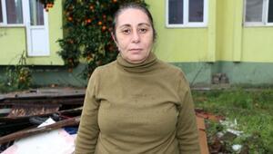 Antalyada fırtına yıktı- geçti, altgeçitler suyla doldu (2)