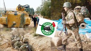 Mehmetçik ikinci cepheyi açtı, teröristleri kıskaca aldı