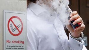Elektronik sigara içenlere kötü haber