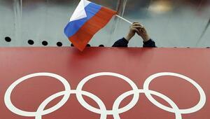 13 Rus sporcu olimpiyatlara alınmadı