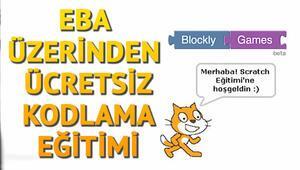 EBA Scratch ve blockly nedir Nereden giriş yapılır