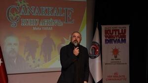 Mete Yarar: Biz Afrinde PKKyla, terörle mücadele ediyoruz ama yedi düvelle savaşıyoruz
