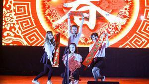 Çin Yeni Yılı, Boğaziçi'nde kutlandı