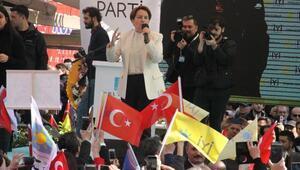 Meral Akşener: Hadi yüreğiniz yetiyorsa İYİ Partiyi seçime sokmayın